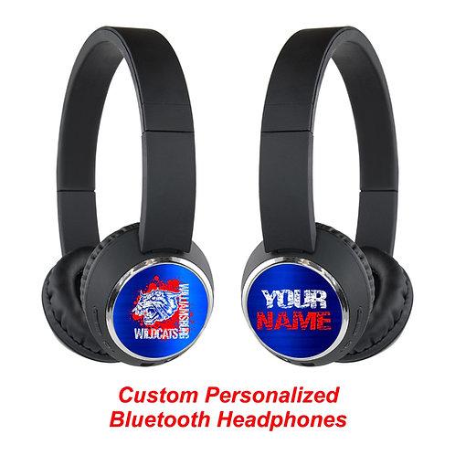 CUSTOM PERSONALIZED BLUETOOTH HEADPHONES