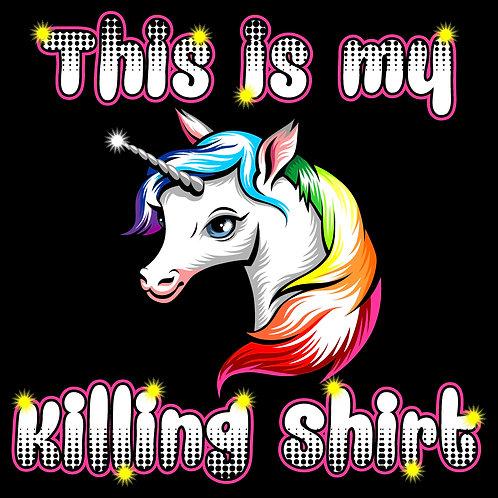 My Killing Shirt