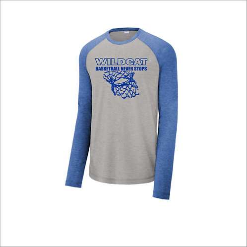 Dri-Fit Raglan Long Sleeve