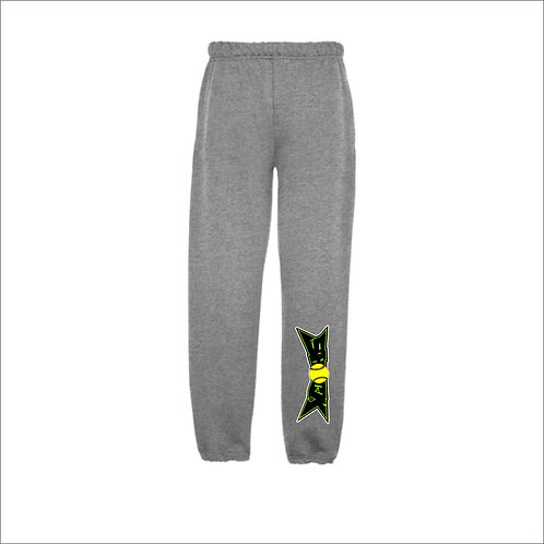 SHOCK Scrunch Bottom Sweatpants