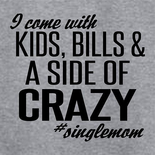 #SINGLEMOM