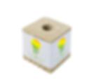 """Cube 6"""" laine de roche G2G"""
