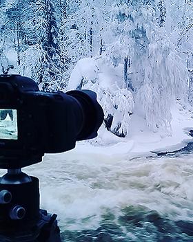 Myllykoski Oulanka National Park Kansall