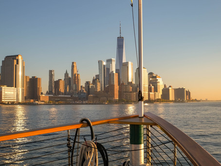 Sunset and City lights Cruises in Manhattan