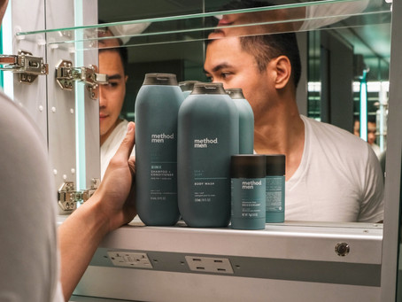 My Favorite Method Mens Products are Now at CVS