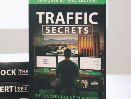Traffic Secrets by Russell Brunson