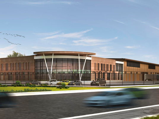 New hazelnut processing plant under construction in Azerbaijan