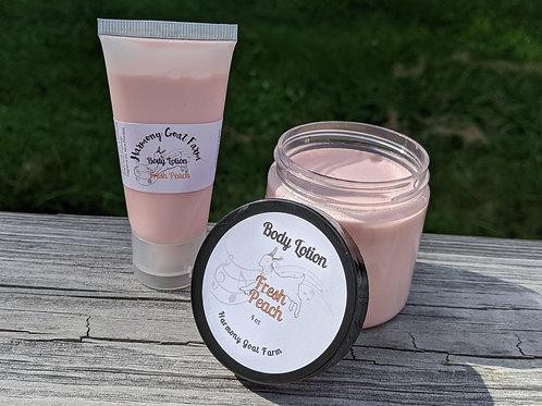 Fresh Peach Body Lotion