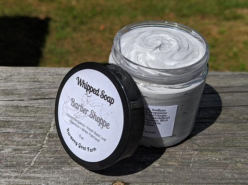 Barber Shoppe Whipped Soap