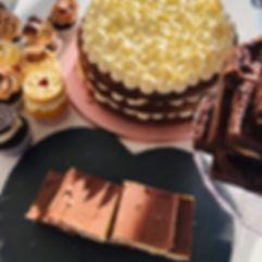 Cake Brownies Cupcakes