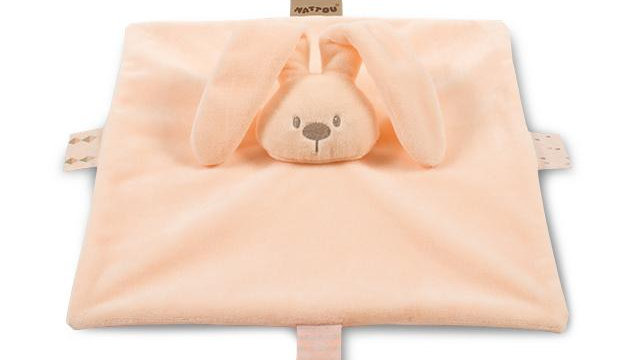 Doudou Comforter - Peach