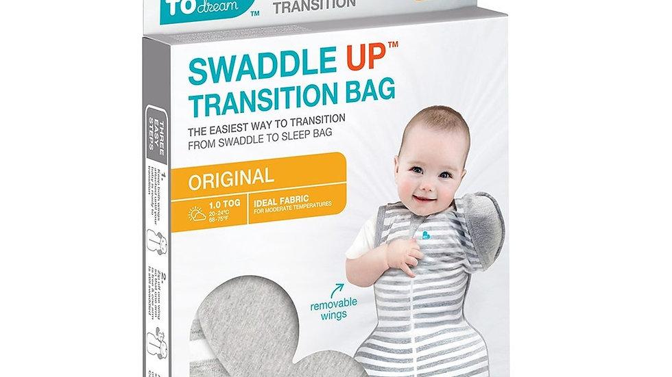 Swaddle Up - 1.0tog Transition Bag