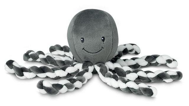 Nattou Octopus - Grey