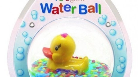 Water Ball - Yellow Duck
