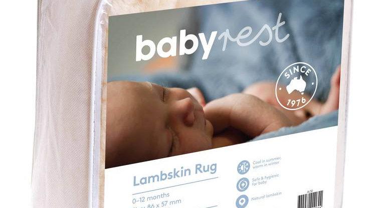 Babyrest Lambskin Rug