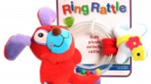 Ring Rattle - Dog