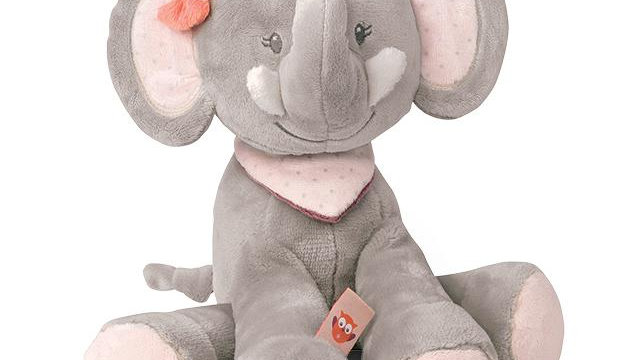 Cuddly Adele the Elephant