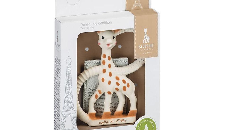 Sophie The Giraffe So Pure Teething Ring