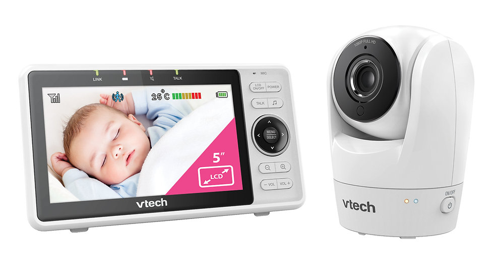 Vtech Wi-Fi Pan & Tilt Video Monitor