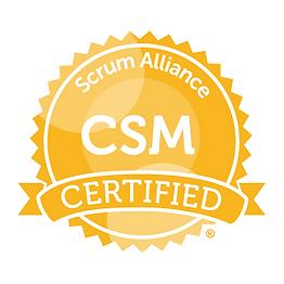 scrum master certification csm