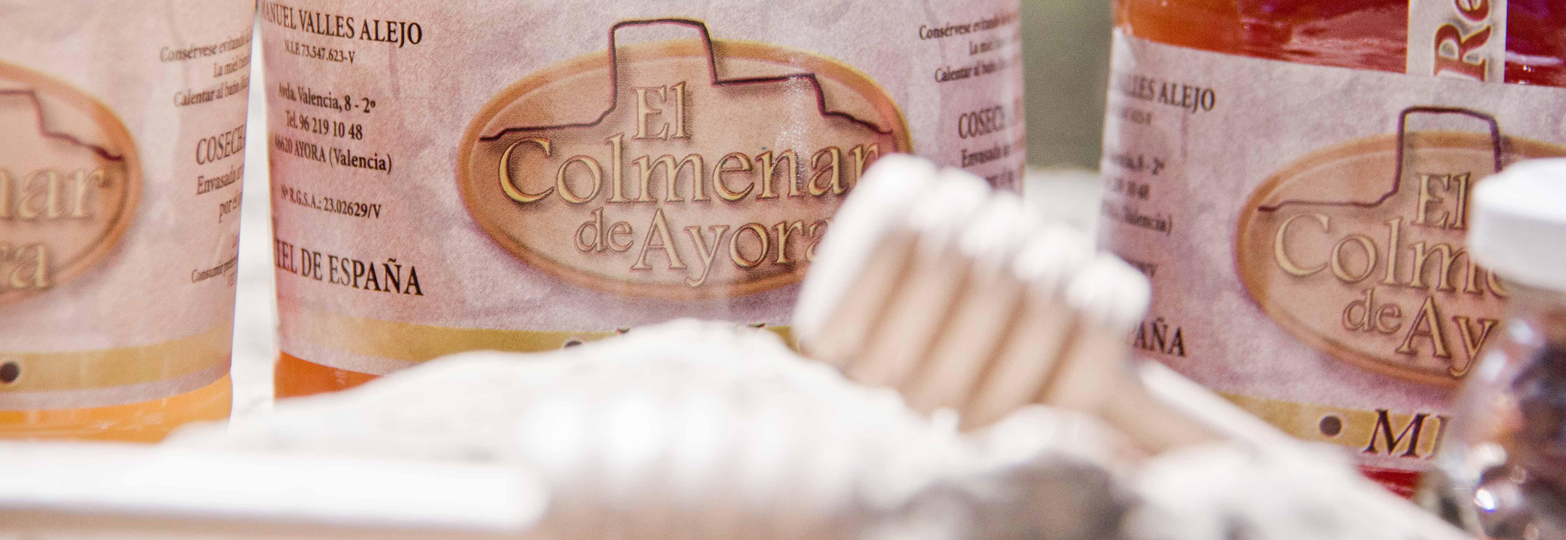 © El Colmenar de Ayora