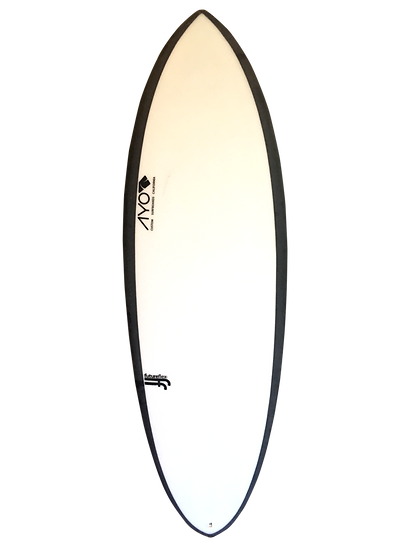 AYO Surfboards Big D