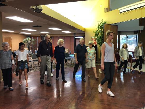 Active Aging Week: Tuesday Tango