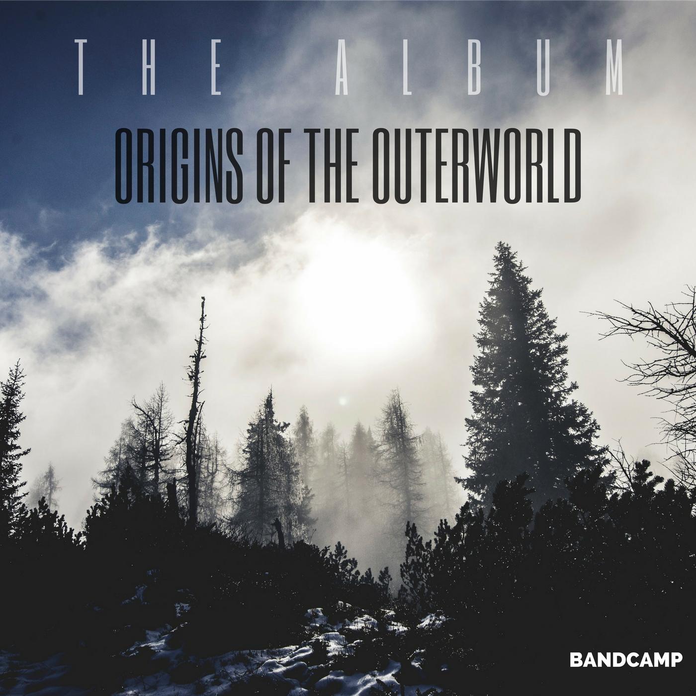Origins Of The Outerworld LP