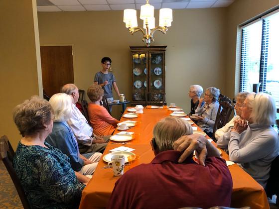 Active Aging Week: Vegan Breakfast Cooking Class