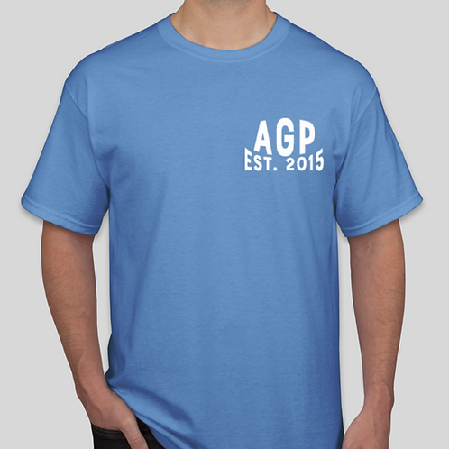"""AGP """"they don't make 'em like they used to"""" T-Shirt"""