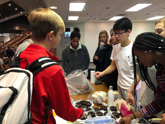 AGP Back-To-School Bake Sale
