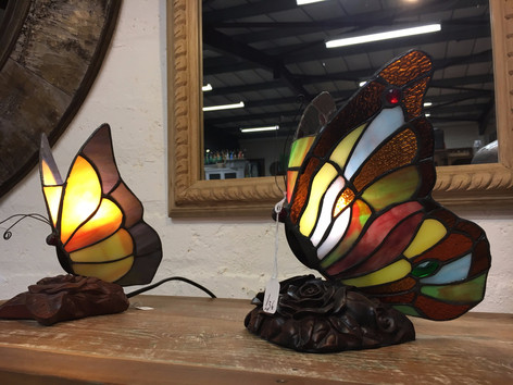 Butterfly Table Lamps