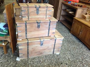 Shesham Wood Boxes