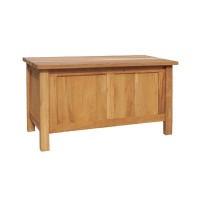 Oak Bedding Box