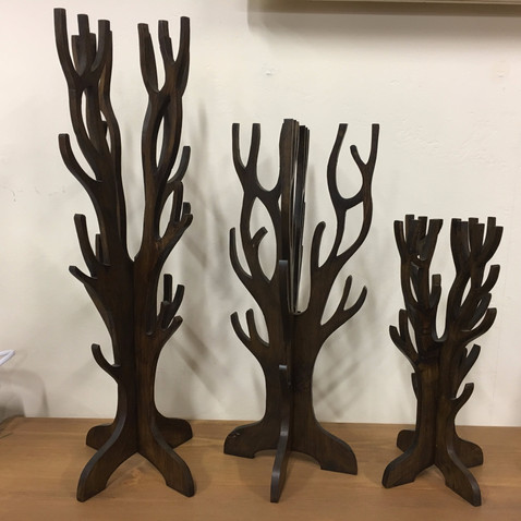 Tree for Jewelry or Decoration
