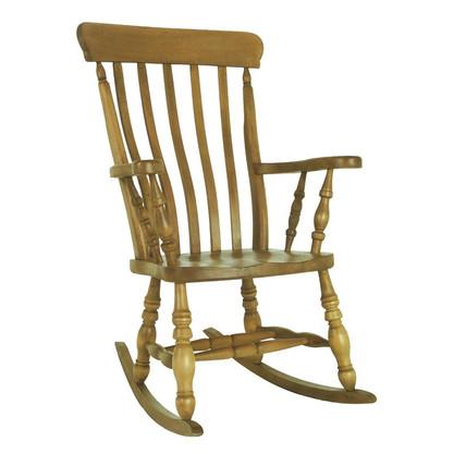 Slat Rocking Chair