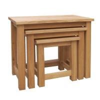 Oak Nest 3 Tables
