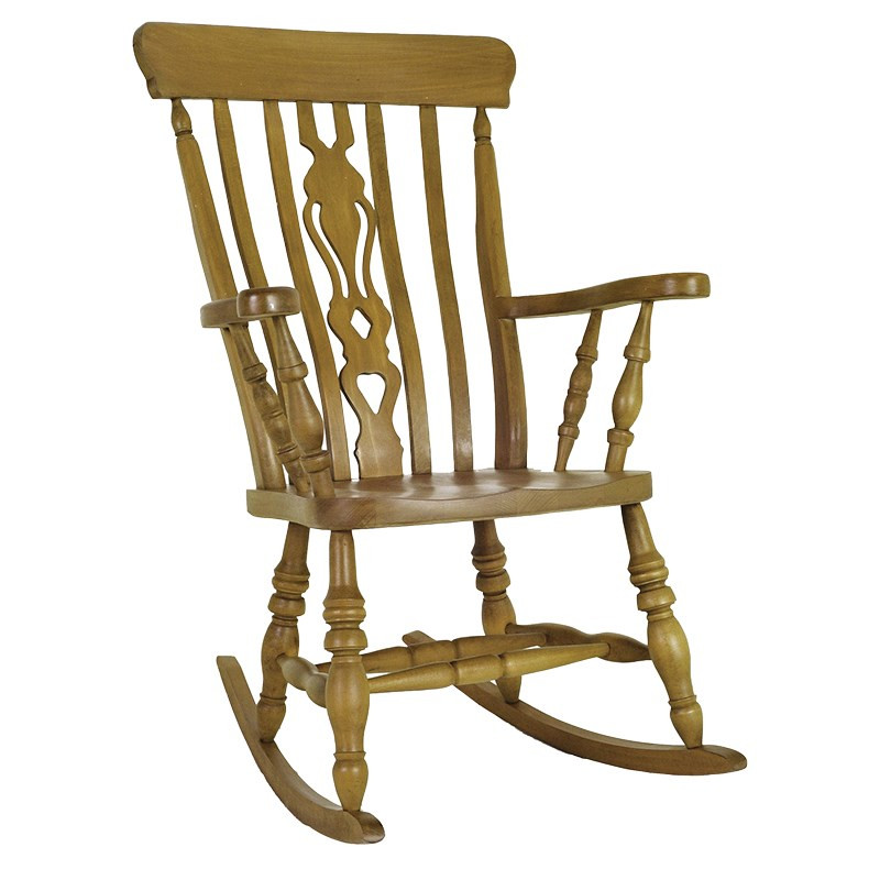 Fiddle Rocking Chair