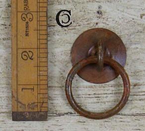 Rustic Ring Handles
