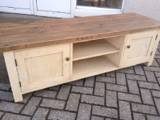 5' Rustic TV Unit