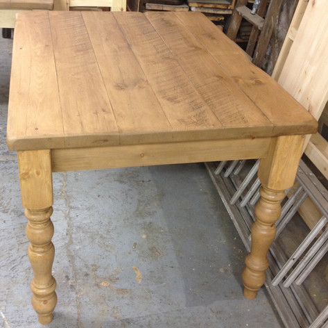Farmhouse Table - Made to Measure