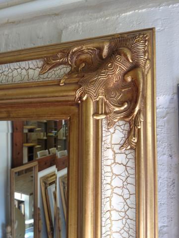 Mirror Crackle