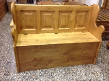 4ft Monks Bench