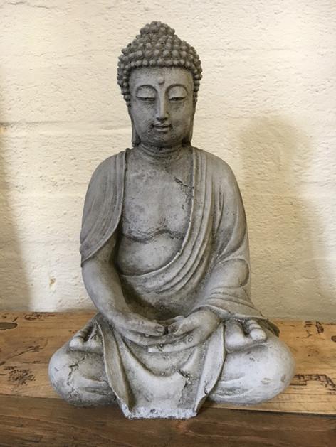Small Stone Buddha