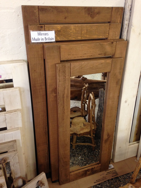 Various Stained Mirrors