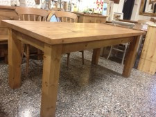Plank style Dining Table 6x3