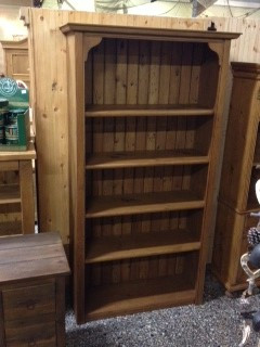 Reclaimed Pine Bookcase