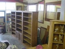 Bespoke Triple Bookcase
