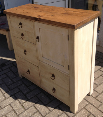 Customers Design with 2 File Drawers