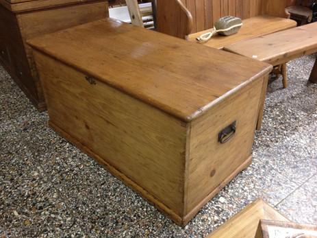 Antique Scottish Kist